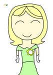 PDA: Chika's Ball Gown by DreamNotePrincess