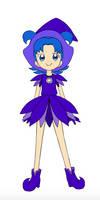 Ojamajo OC: Aoikawa Ume by DreamNotePrincess