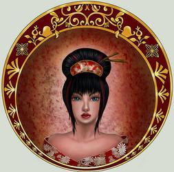 Geisha by hamesha