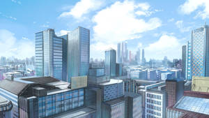 LandScapeCity by D-dy