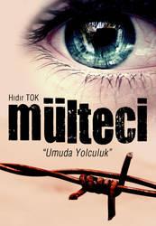 Book Cover Design 'refugee' by 0OzlemGunduz