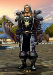 World of Warcraft Rogue Kazal by Cerubus