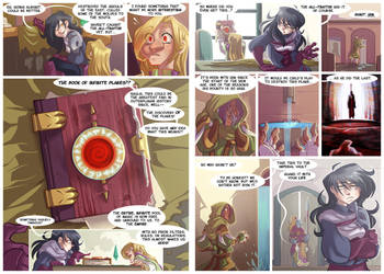 CHAPEL ALSO RAN - Chapter 2 - Page 07 + 08 by Palidoozy