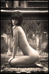 Mystical Diagonal. by Amandine-Cherie