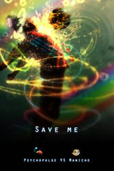 save me .wall collab. by mauricioestrella