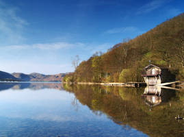 Ullswater Boathouse by richsabre