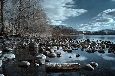 Ullswater Shore by richsabre