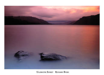 Ullswater Sunset by richsabre
