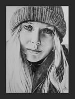 Elizabeth Olsen by JoolsDrawing