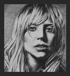 Lady Gaga by JoolsDrawing