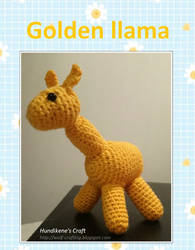 My goal - Golden Llama by hund1kene