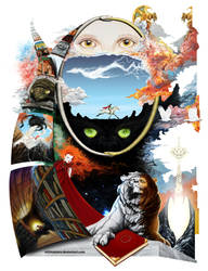 The Neverending Story 2011 by m2mazzara