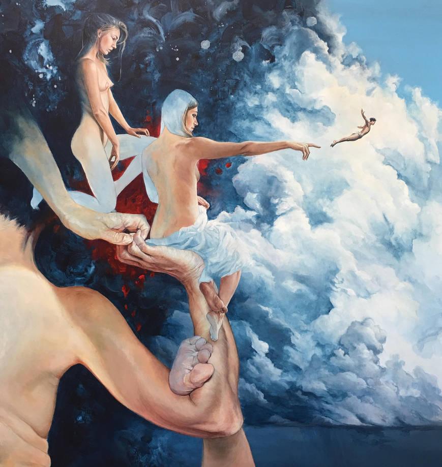 Mazzara Mauro The Flight Of Icarus 2018 by m2mazzara