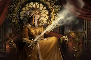 ghostblade by adelruna