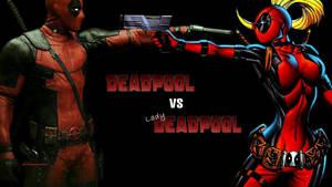 Deadpool vs Deadpool 2 by Curtdawg53