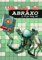 Mister Handy Trusts Abraxo by jgahagan