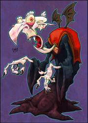 Vampire by BrianLabore