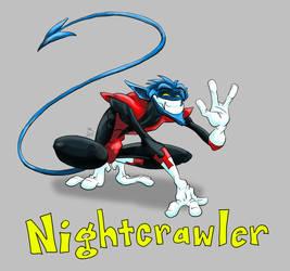 Nightcrawler by BrianLabore