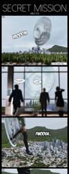 SECRET MISSION - Page 11-15 by MShrinker