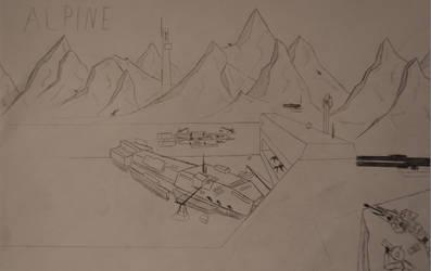 Alpine by Neframe
