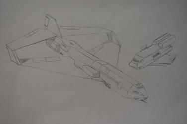 Passenger Jump-jet by Neframe