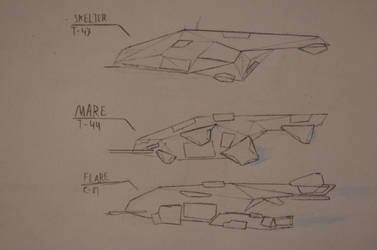 Shuttles by Neframe