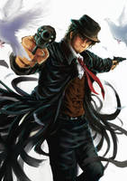 Mistborn :The Alloy of Law , Wax by Chronogate