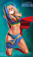 Supergirl by C2D by MasterOfZen