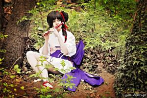 The Princess Miyu by YuukiCosplayer