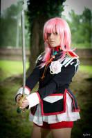 Revolutionary girl:Utena 1 by YuukiCosplayer