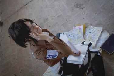 Shingeki No Kyojin - Hanji Zoe by YuukiCosplayer