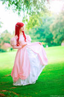 Princess Ariel by YuukiCosplayer