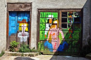 Street Art by gaara