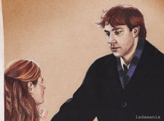 27 Seconds - Jim and Pam by Ladamania
