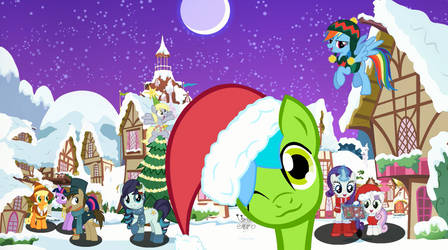 Happy Hearth's Warming! Merry Christmas! 2018 by KevinTan137