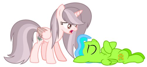 Collab with Julkaka - Lime, please, just chill... by KevinTan137