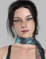 Emma for Genesis 3 and 8 Female by Cherubit