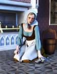 Cinderella by Cherubit