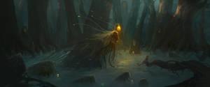 Shadow Swamp by ZERG118