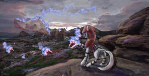 Zecora Journey #1 by OwlVortex