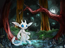 Ori And The Blind Forest by OwlVortex