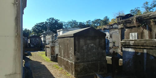 Lafayette Cemetary by FloridanPhotographer