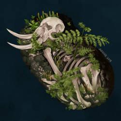 elephant by alekivz