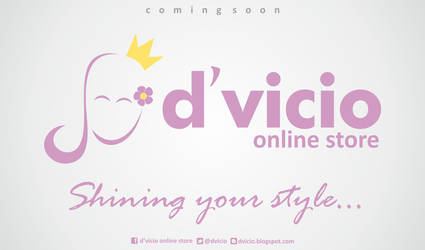 d'vicio online store by tommyeza