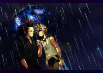KH2-starlight utopia by leojiaz