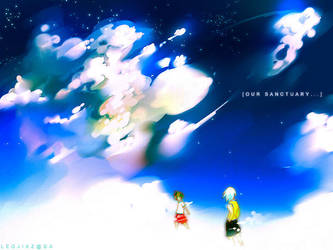 KH2-Somewhere out there by leojiaz