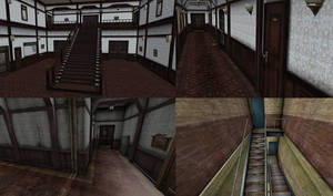 Silent Hill - Lake View Hotel (download) by Mageflower
