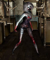 Silent Hill Downpour - Doll (download) by Mageflower