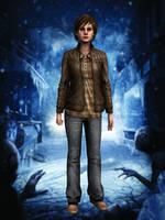 Silent Hill: SM - Cheryl Heather Mason by Mageflower