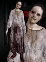 Silent Hills (PT) - Lisa by Mageflower